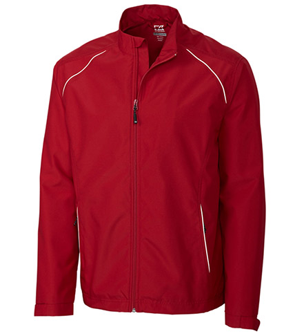 Cutter & Buck WeatherTec Beacon Full-Zip Jacket