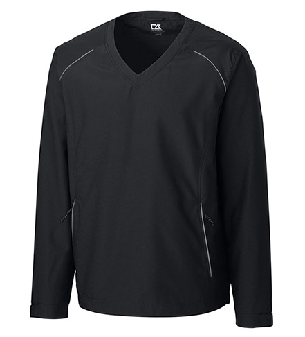 Cutter & Buck WeatherTec Beacon V-neck Pullover