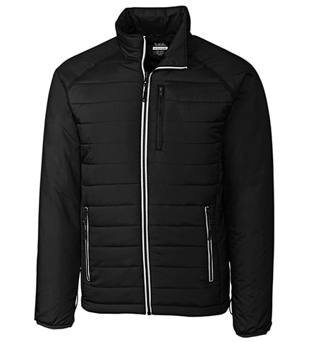Cutter & Buck WeatherTec Barlow Pass Quilted Jacket