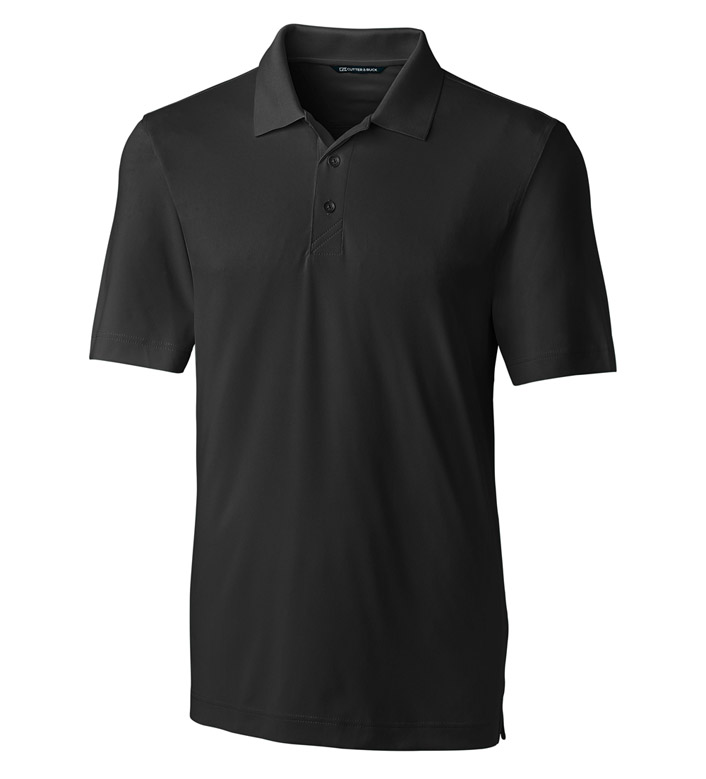 Cutter & Buck Forge Solid Short Sleeve Polo Shirt
