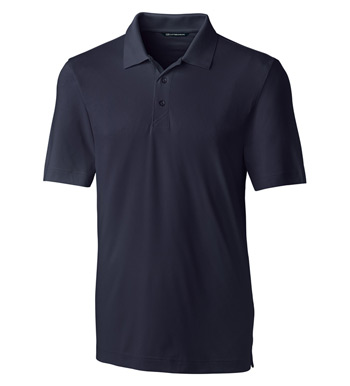 Forge Solid Short Sleeve Polo Shirt