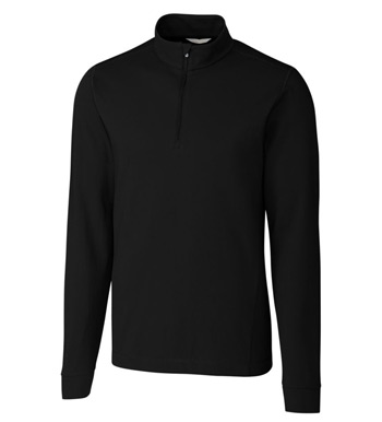 Advantage Zip Mock Quarter-Zip Pullover
