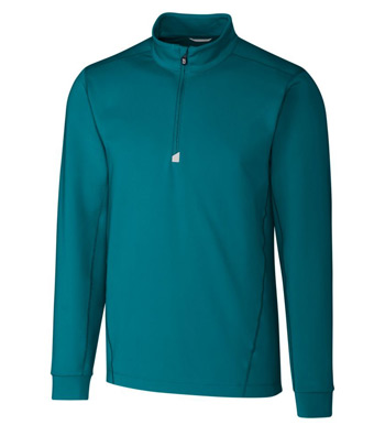 Traverse Interlock Half Zip Pullover