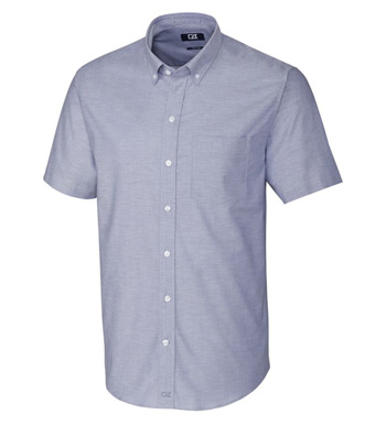 Epic Easy Care Stretch Oxford Short Sleeve Sport Shirt