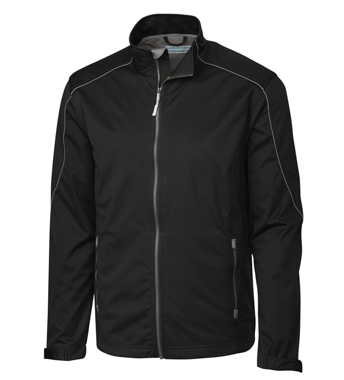 Cutter & Buck WeatherTec Opening Day Soft Shell Jacket