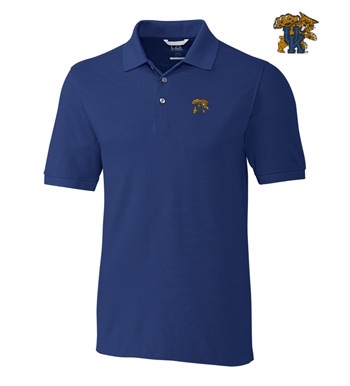 University of Kentucky Cotton+ Advantage Short Sleeve Polo