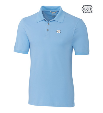University of North Carolina Cotton+ Advantage Short Sleeve Polo