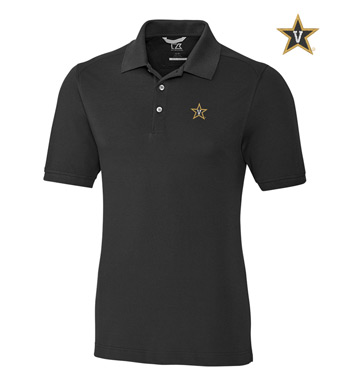 Vanderbilt University Cotton+ Advantage Short Sleeve Polo
