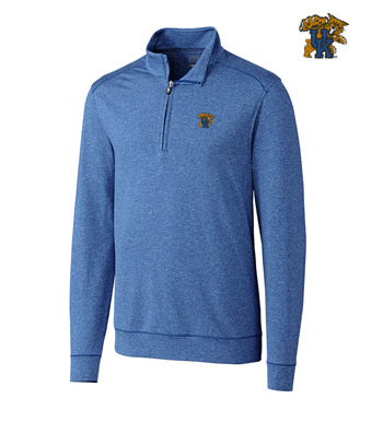 University of Kentucky DryTec Stretch Jersey Half-Zip Pullover