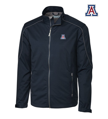 University of Arizona WeatherTec Softshell Jacket