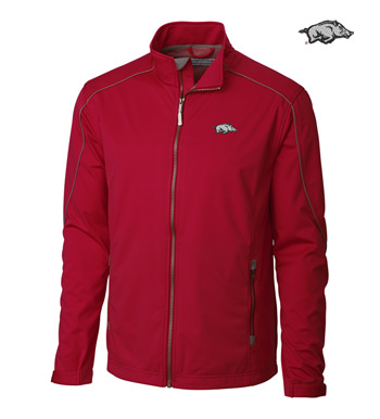 University of Arkansas WeatherTec Softshell Jacket