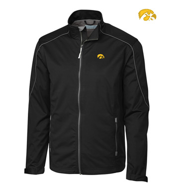 University of Iowa WeatherTec Softshell Jacket