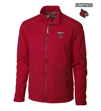 University of Louisville WeatherTec Softshell Jacket