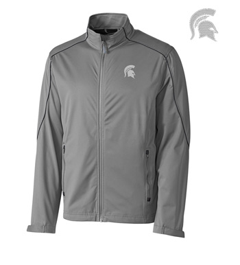 Michigan State University WeatherTec Softshell Jacket