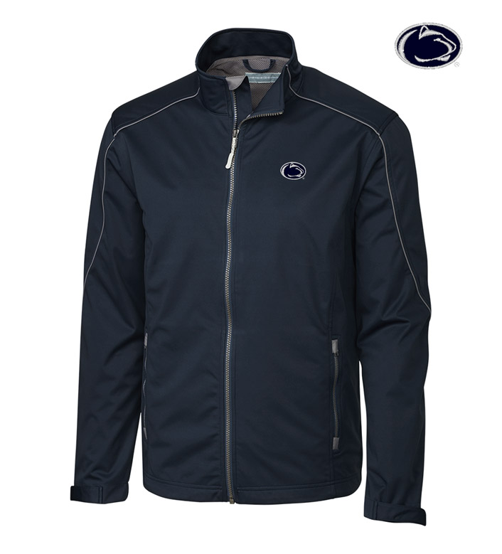 Cutter & Buck Penn State University WeatherTec Softshell Jacket