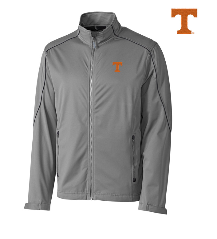 Cutter & Buck University of Tennessee WeatherTec Softshell Jacket