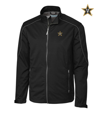 Vanderbilt University WeatherTec Softshell Jacket