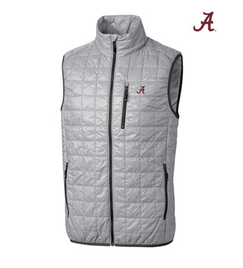 University of Alabama Insulated Full-Zip Vest