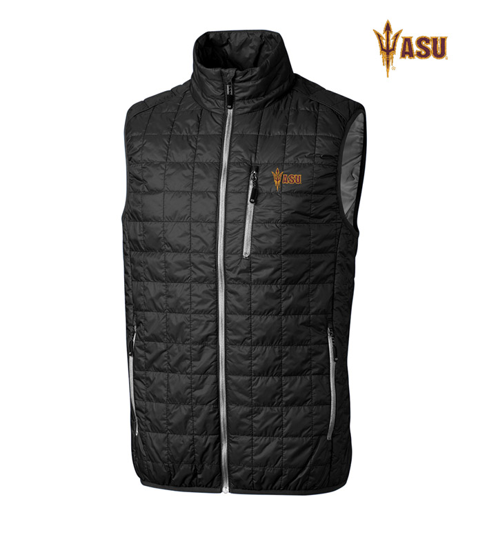 Cutter & Buck Arizona State University Insulated Full-Zip Vest