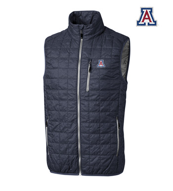 University of Arizona Insulated Full-Zip Vest