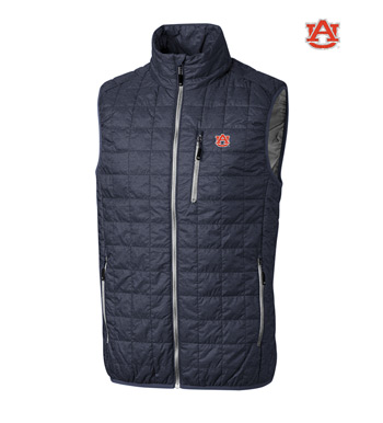 Auburn University Insulated Full-Zip Vest