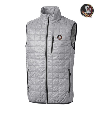 Florida State University Insulated Full-Zip Vest