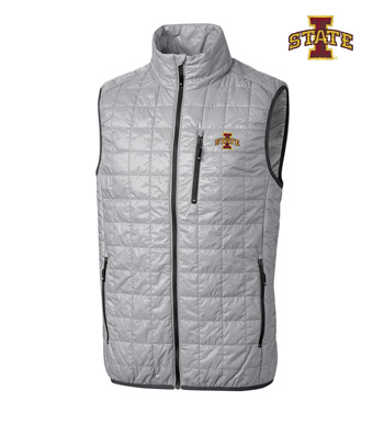 Iowa State University Insulated Full-Zip Vest
