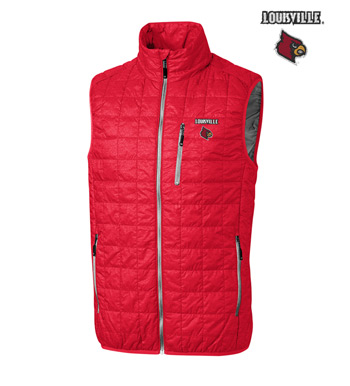 University of Louisville Insulated Full-Zip Vest
