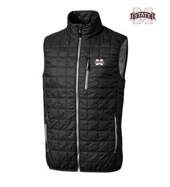 Mississippi State University Insulated Full-Zip Vest