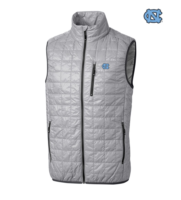 Cutter & Buck University of North Carolina Insulated Full-Zip Vest