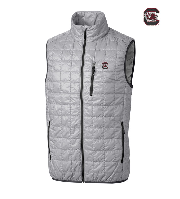 Cutter & Buck University of South Carolina Insulated Full-Zip Vest