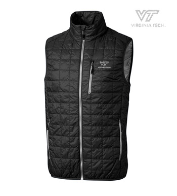 Virginia Tech Insulated Full-Zip Vest