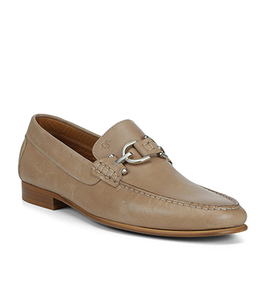 Colin Calf Leather Loafers