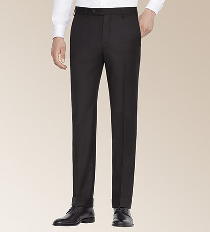 Devon Wool Serge Dress Slacks