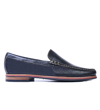 Montgomery Venetian Leather Loafer