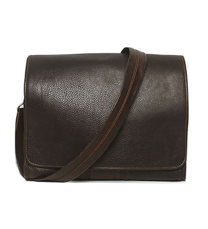 Courier Leather Bag