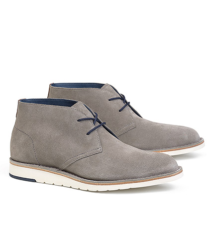 Bardon Leather Chukka Boot