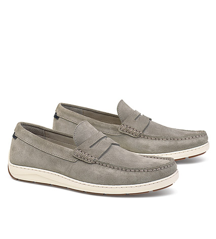 Sheldon Leather Loafer Sneaker