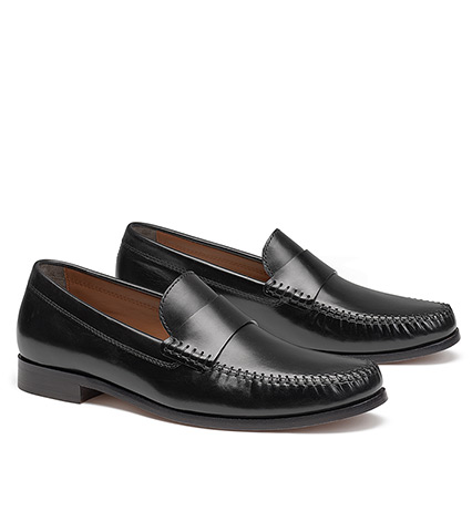 Sutton Italian Calfskin Loafer