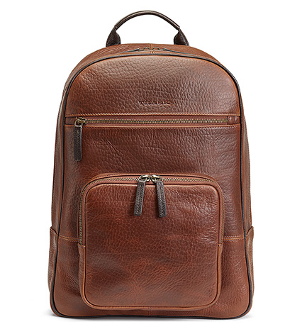 Jackson Leather Backpack