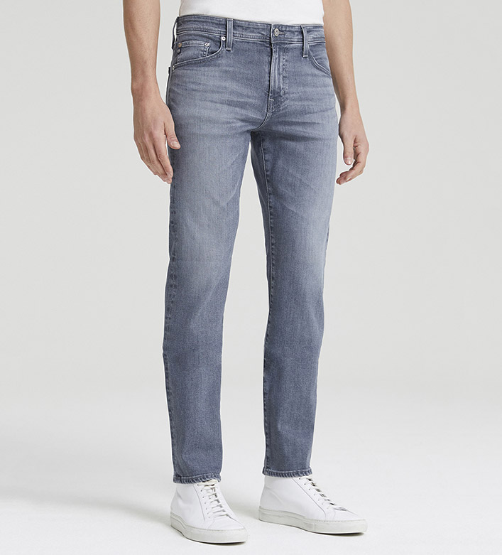 AG Courier Graduate Tailored Leg Jean