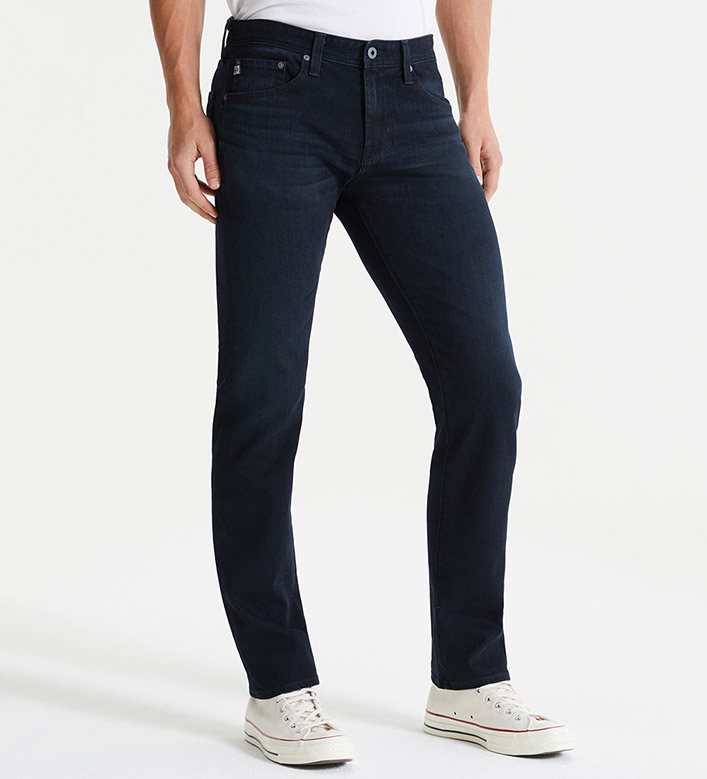 AG Bundled Stretch Graduate Tailored Leg Jean