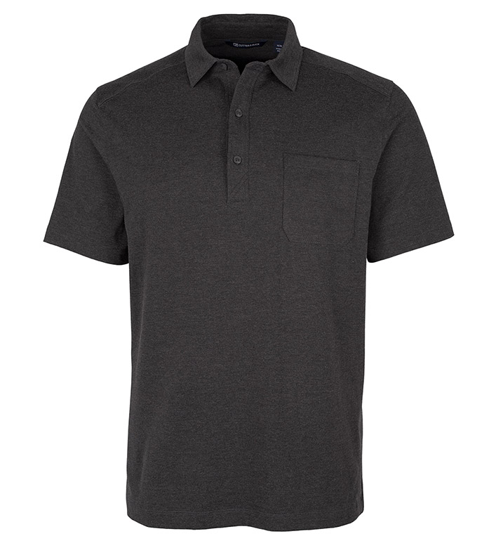 Cutter & Buck Advantage Short Sleeve Jersey Polo Shirt