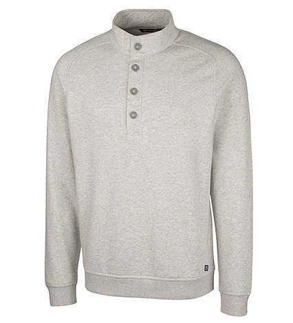 Saturday Mock Neck Sweatshirt