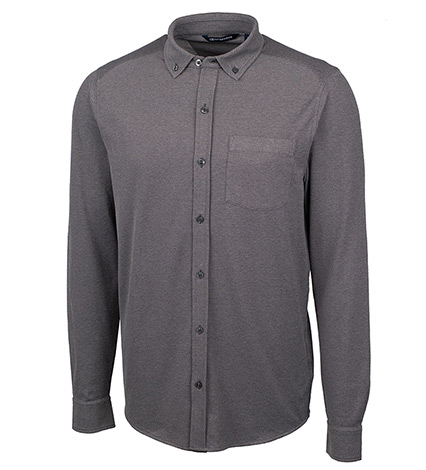 Reach Long Sleeve Oxford Sport Shirt