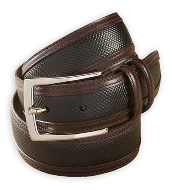 35MM Two-Tone Belt