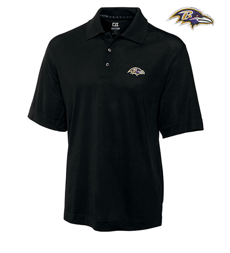 Cutter & Buck Baltimore Ravens Championship Polo