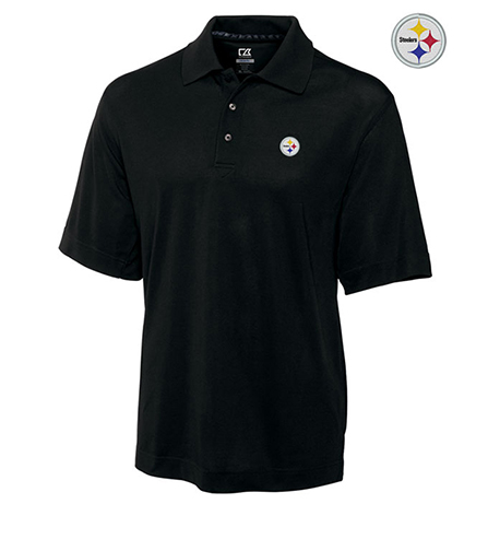Cutter & Buck Pittsburgh Steelers Championship Polo