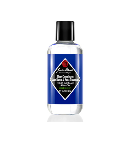 Jack Black Clear Complexion Razor Bump & Acne Treatment Solution