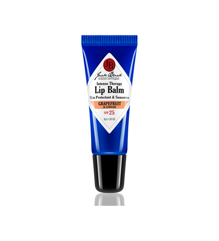 Jack Black Intense Therapy Lip Balm SPF 25 Grapefruit Ginger